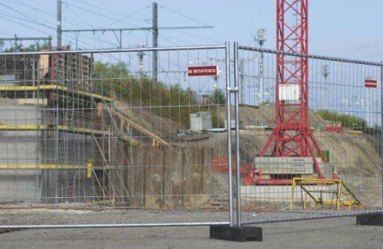 Аренда ограждения для стройплощадок – востребованная услуга