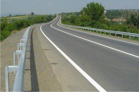 Фото дорожного ограждения