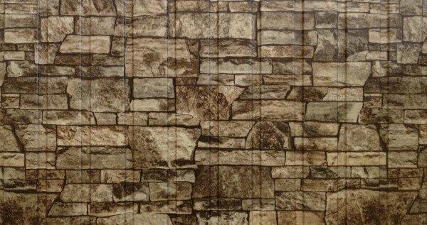 Имитация текстуры камня