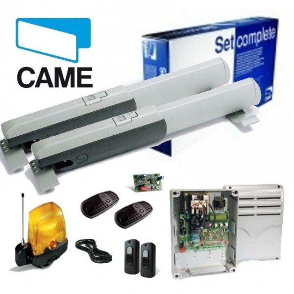 Компания «Came» - флагман в производстве автоматики для ворот