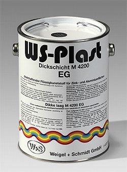 Кузнечная краска WS-Plast M 4200 AY