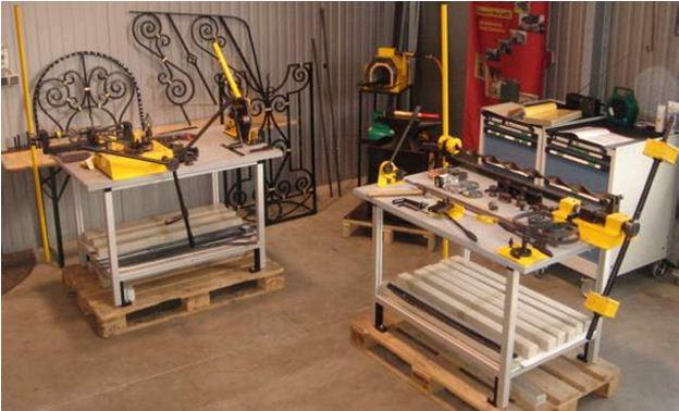Мастерская по производству заборов из металла