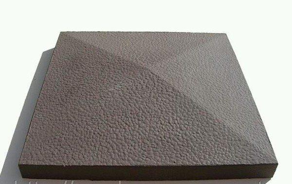 На данном фото классический вариант по цвету бетона, компания «Града»