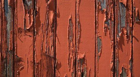 Некачественная краска вздувается через определенное время