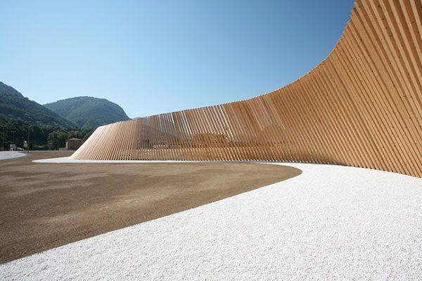 Необычная геометрия, разработанная в Швейцарии
