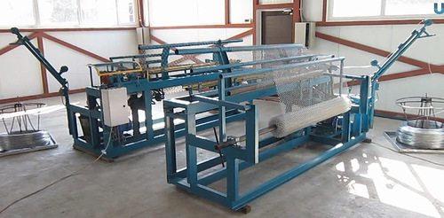 Оборудование для производства для заборов из сетки Рабица. Станок АСР15
