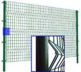 Оградки секционные из металла