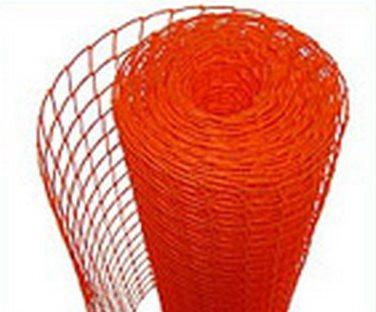 Ограждающий рулонный пластиковый материал