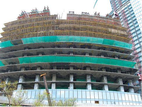 Ограждающие конструкции при работах на высоте