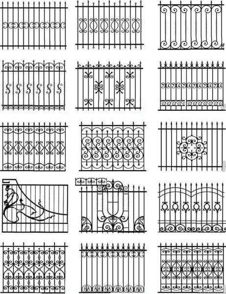 От простых форм до настоящих иллюстраций в металле