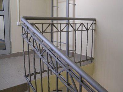 Ограждения лестниц для частного дома