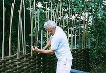 Плетеные ограды