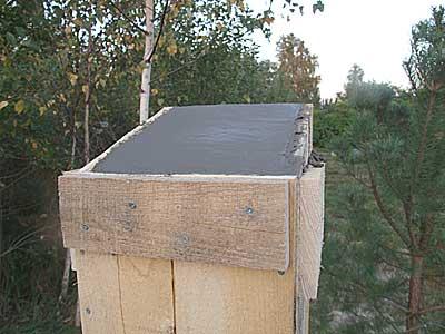 Плюс деревянной опалубки – нет ограничений, размер столба может быть какой угодно