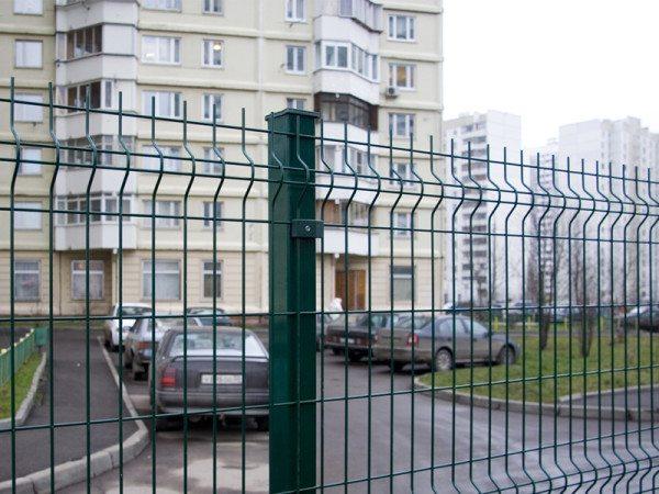 Сетчатый забор Фенсис.