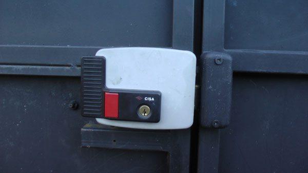 Сочетание электрики и механики обеспечивает надежную защиту