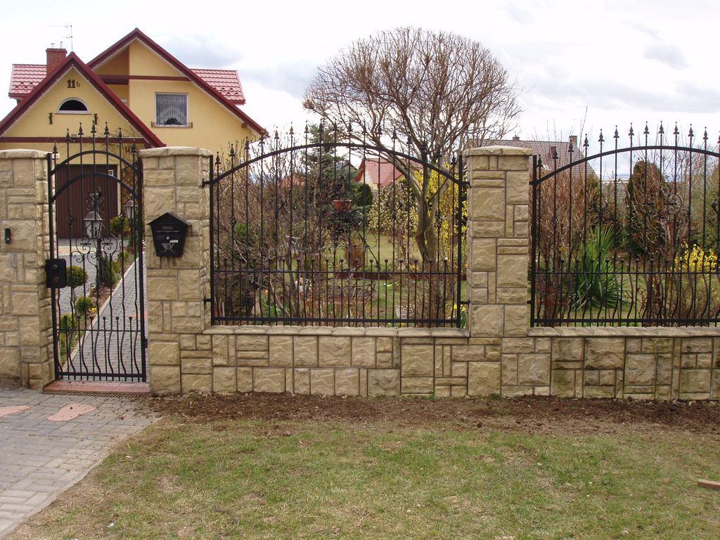 Кованый забор своими руками фото 504