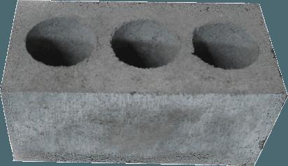 Внешний вид простейшего варианта исполнения строительного материала из бетона, предназначенного для изготовления ограждений