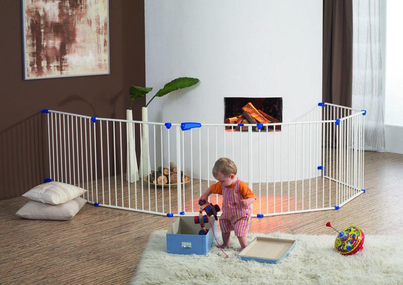 206Ограждение на лестницу от ребенка своими руками