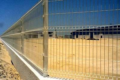 Фото ограды стройплощадки