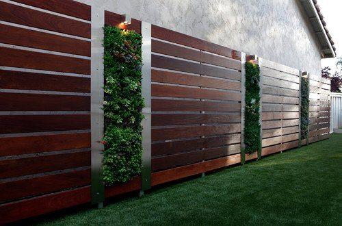 Фото вертикального озеленения