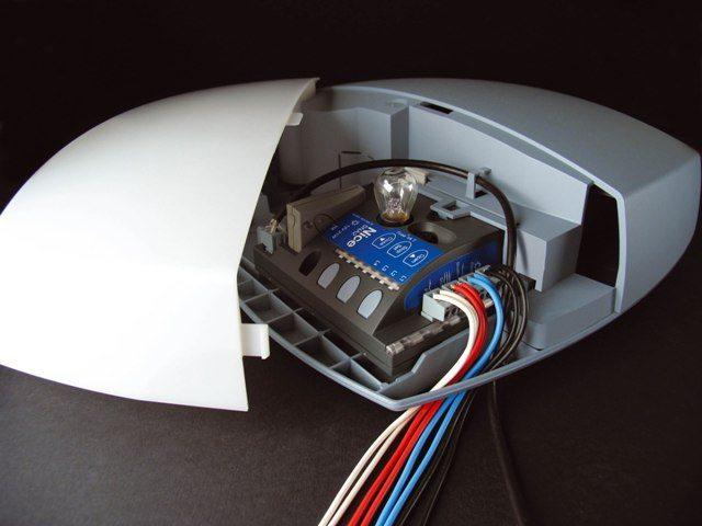 Как устроен датчик электропривода