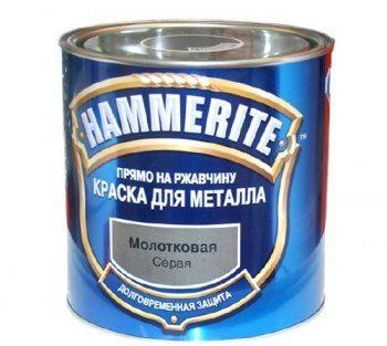 Краски Хаммерайт – надежная защита металлических изделий