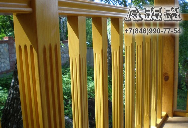 деревянные резные ограждения балконов послушать