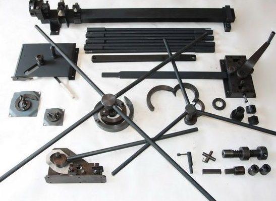 Оснастка для производства изделий по технологии холодной ковки