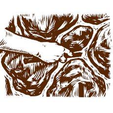 Расшивка швов готовой кладки из камня