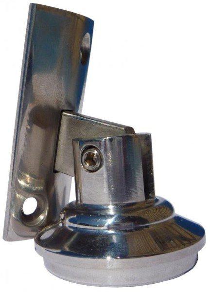 Разновидность шарнира для алюминиевых и стальных поручней