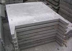 Такие простые ЖБ изделия очень удобны при складировании и транспортировке