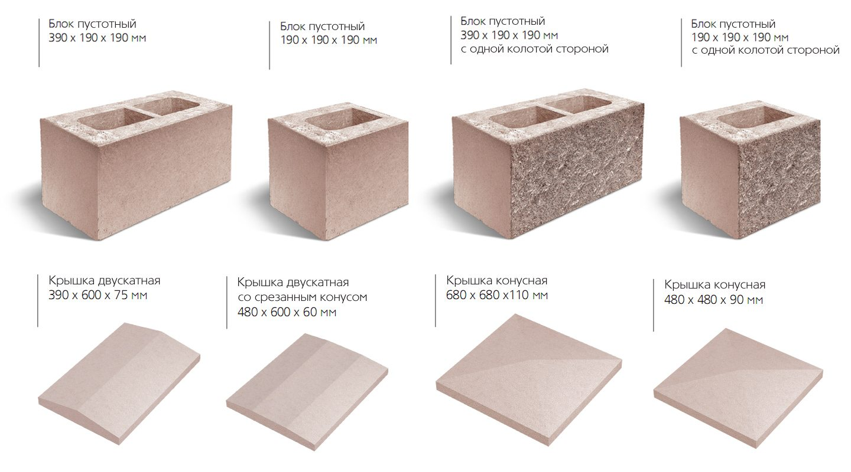 Формы для блоков своими руками